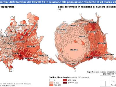 Mapping Covid-19